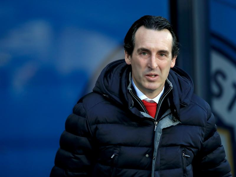 Emery's message to David Villa that has sparked angry reactions from Arsenal fans
