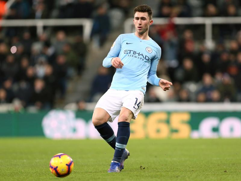 Man City, Laporte open talks over new contract
