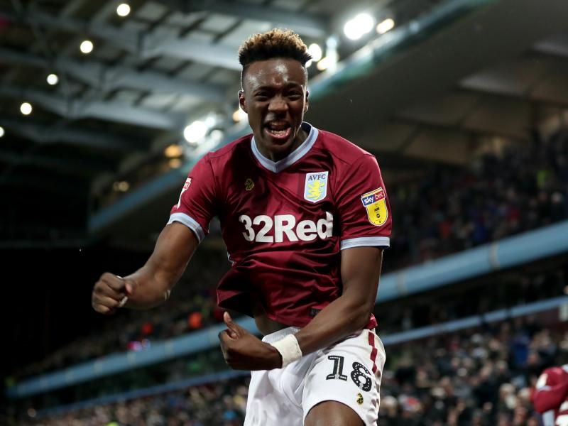 Tammy Abraham ready to rival Giroud at Chelsea