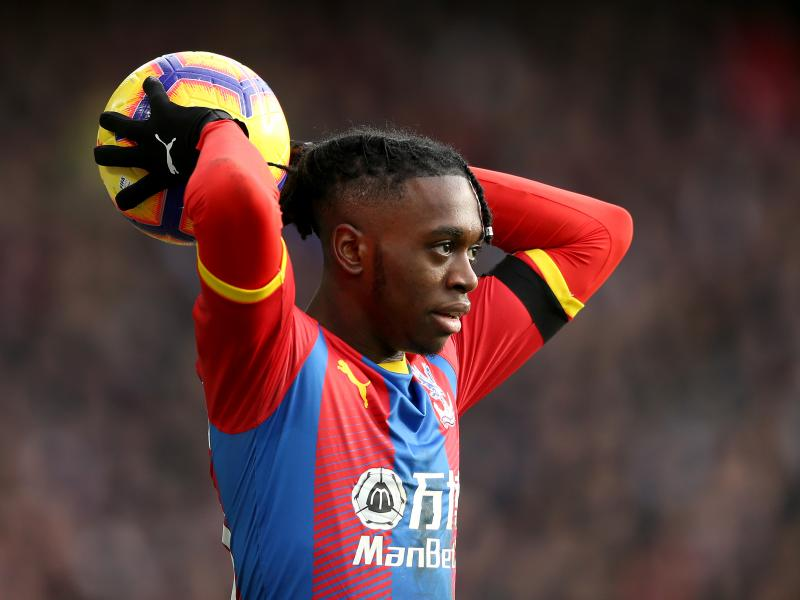 Crystal Palace sets price tag for Man United target Wan-Bissaka