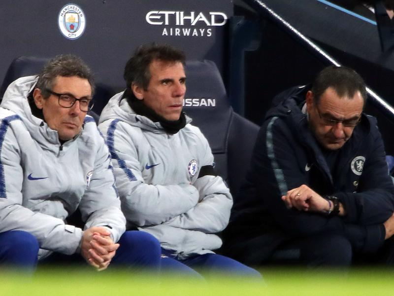 Gianfranco Zola to leave Chelsea this summer