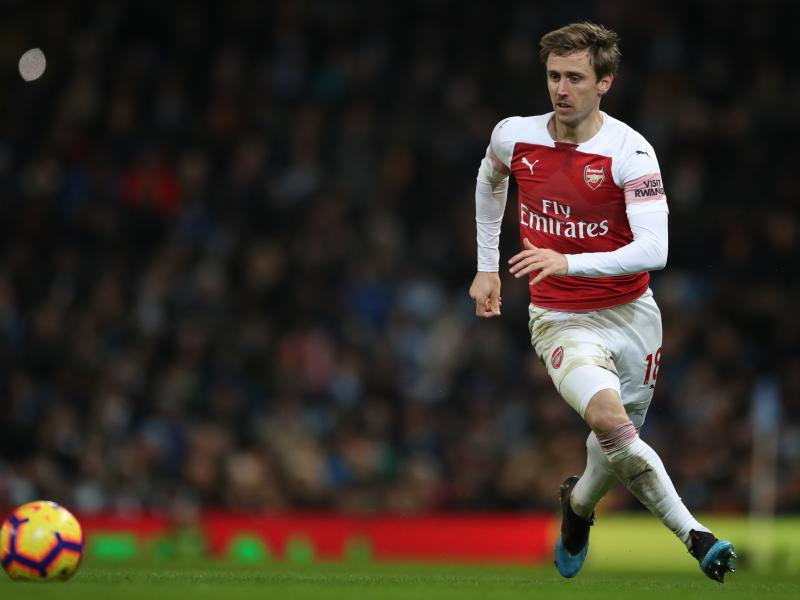 Nacho Monreal provides an update on his future at Arsenal