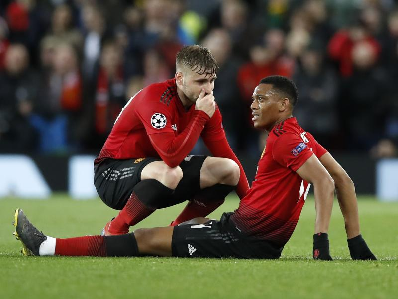 Ole Gunnar provides Martial, Shaw injury update ahead of St. Mary's clash