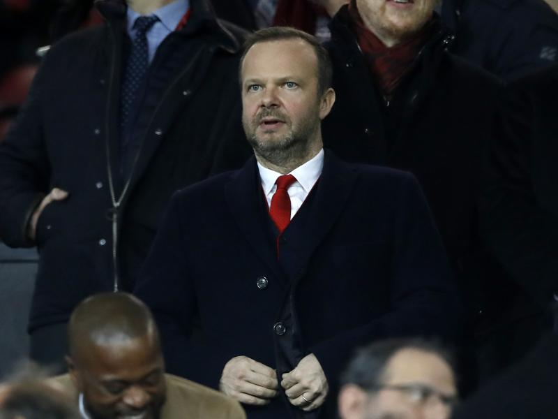 Man United chairman pledging to use club's financial strength to help Solskjaer