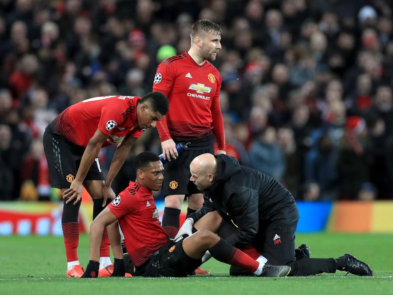 EPL team news: One doubtful, four sidelined as Manchester United visit Wolves
