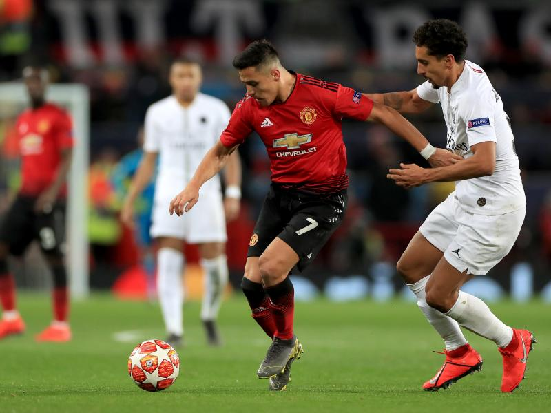 Sanchez, Matic returns as Manchester United name traveling squad to Barcelona