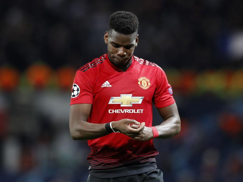 Antoine Griezmann reveals how Paul Pogba reacts to Manchester United criticism