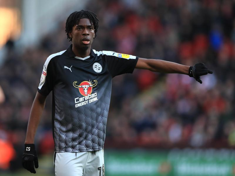 🇳🇬 Ejaria leaves Liverpool for Reading