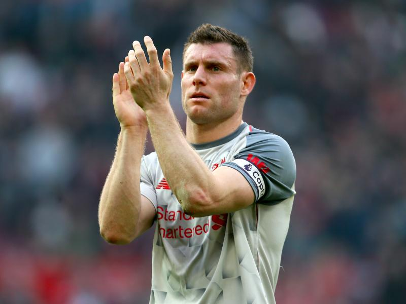 Milner uncertain over his Liverpool future