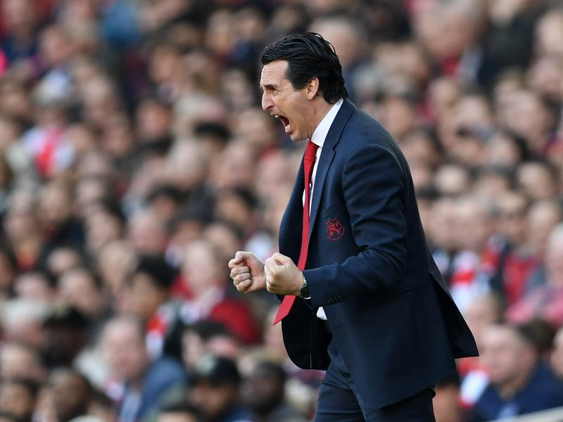 Milestone for Unai Emery as he leads Arsenal to his 50th match in charge