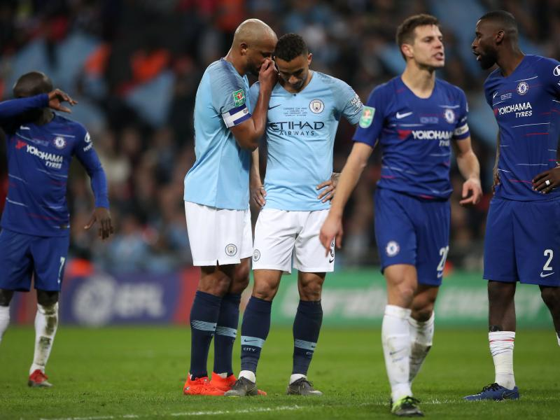 Vincent Kompany offers Chelsea advice on Frank Lampard