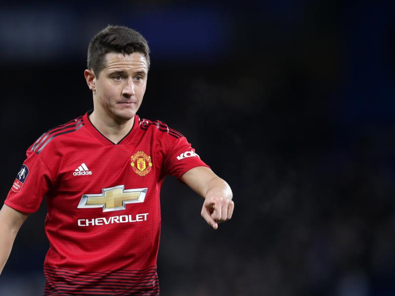 Herrera future unclear, says Man United boss