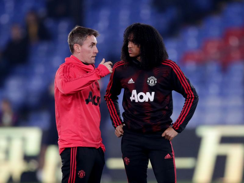 Tahith Chong throws his Man United future in doubt