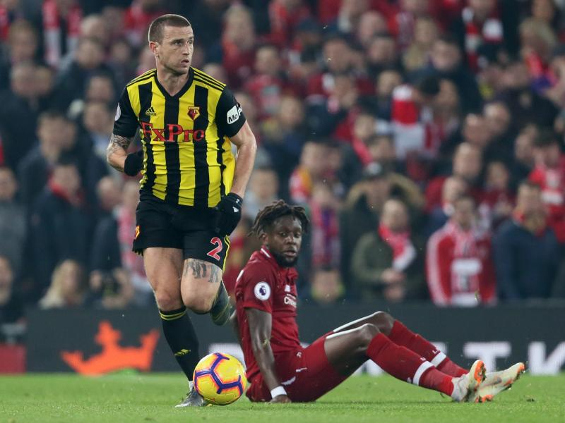 Daryl Janmaat on what Watford need to do to survive relegation