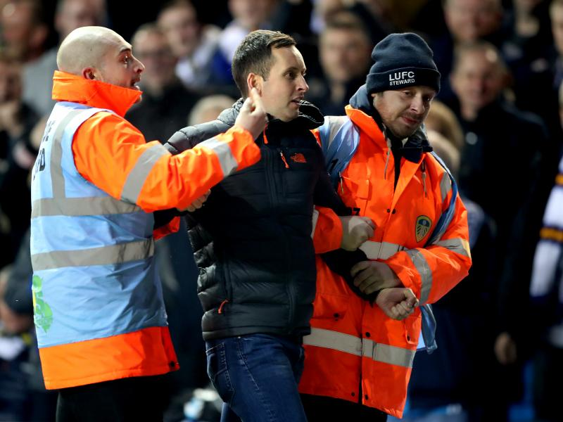 FA warns clubs over pitch invaders
