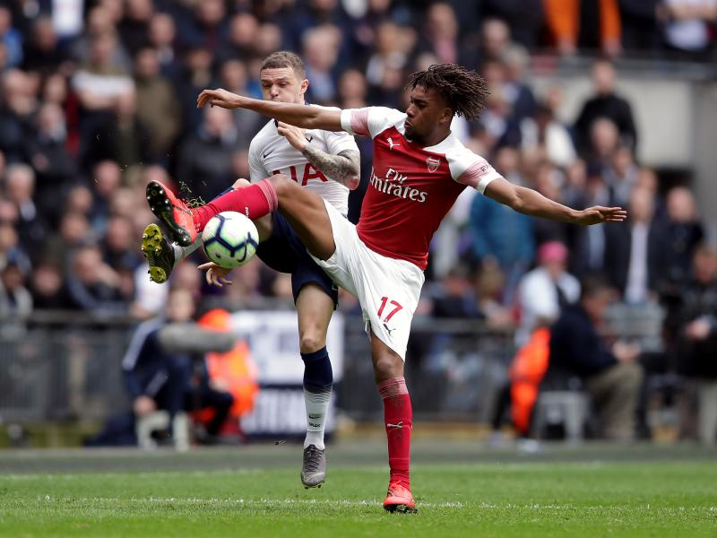 Watford 0-1 Arsenal: Read what Alex Iwobi said after the game