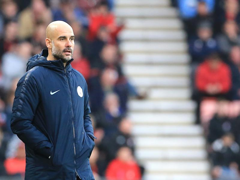 Pep Guardiola expects tough Manchester derby