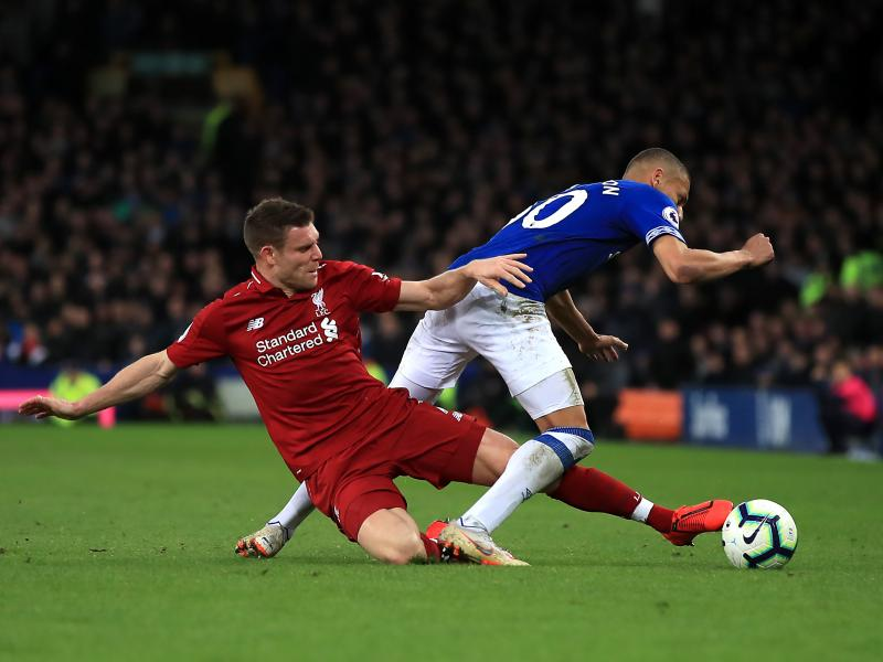 CL quarters: Milner reveals three clubs Liverpool want to avoid