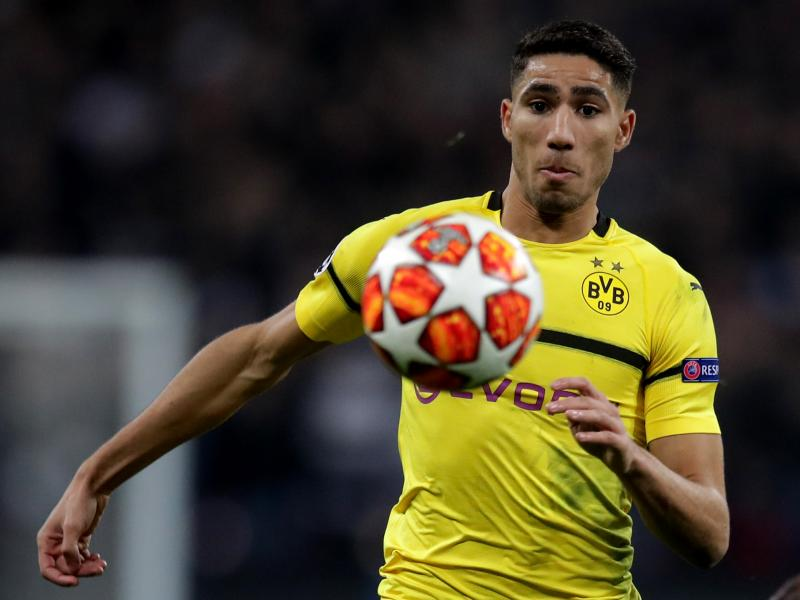 Zidane confirms Real Madrid have made transfer decision over Hakimi