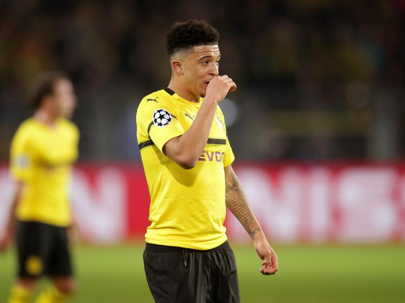 Manchester United handed boost in Jadon Sancho chase
