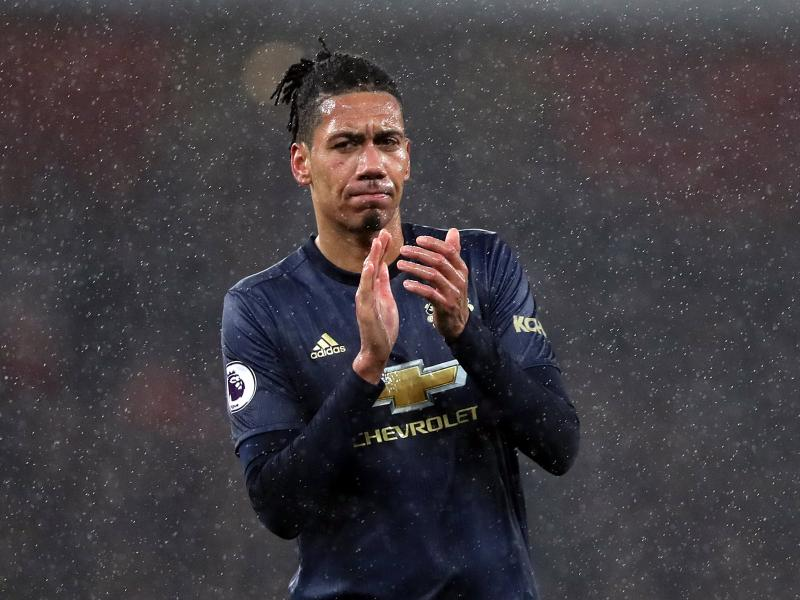 Smalling responds to quotes he allegedly said about Messi