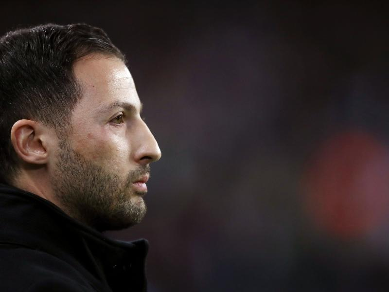 Schalke part ways with Domenico Tedesco after Man City humbling