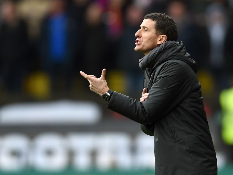 Watford boss Javi Gracia on his team's heavy FA Cup final loss