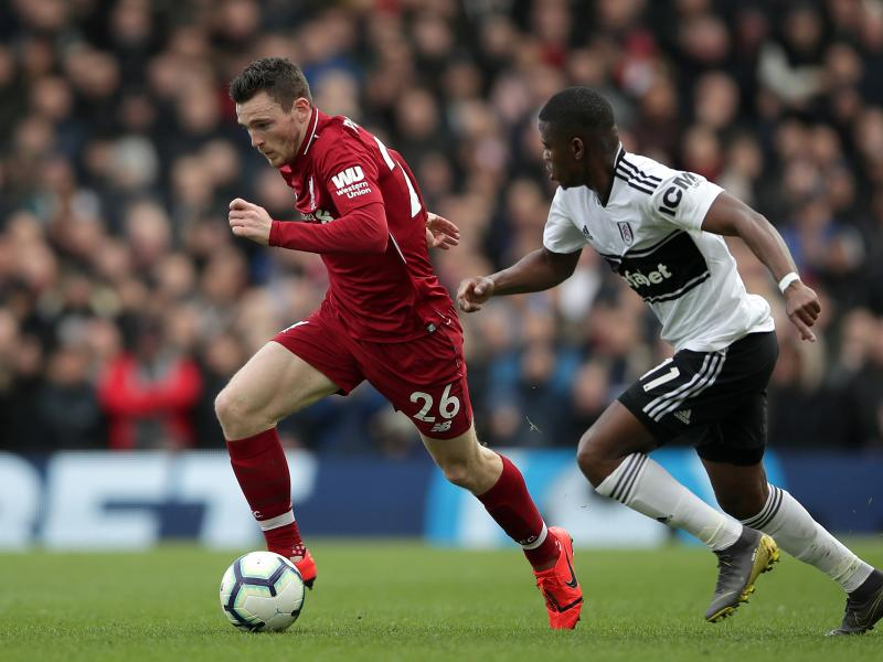 Why Robertson misses Liverpool vs Bournemouth clash