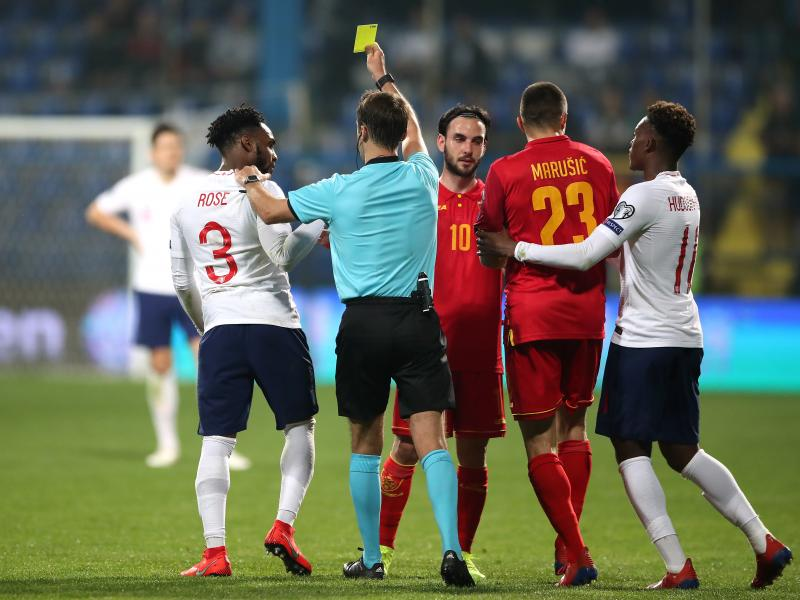 Southgate: England players don´t trust system to report racism