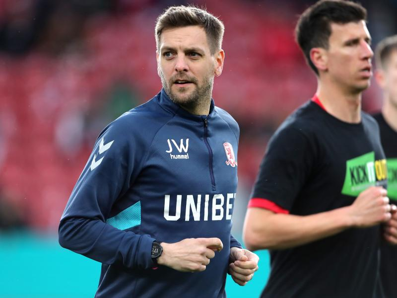 Jonathan Woodgate to be appointed as Middlesbrough manager