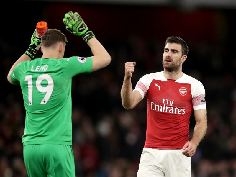 Unai Emery reveals one 'perfect' performer in Arsenal's defeat to Everton