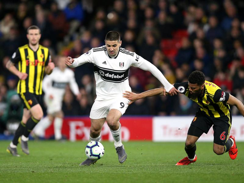 Bayer Leverkusen looking to sign Fulham striker in the summer