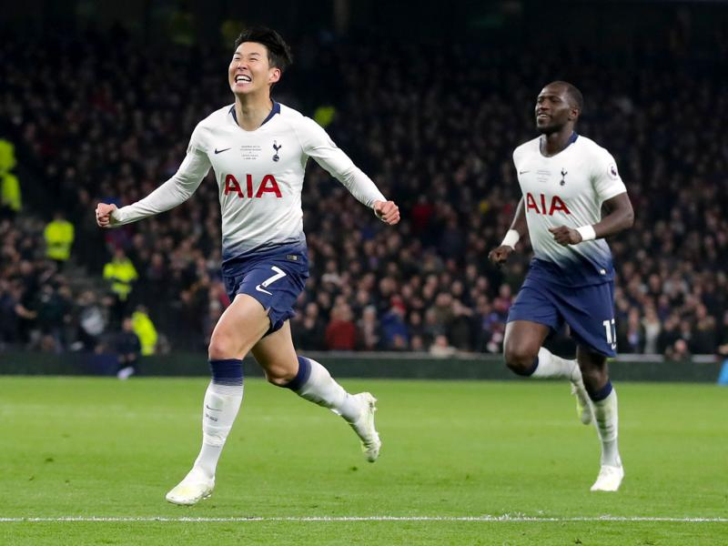 Son Heung-Min: Tottenham can cope against Ajax without me