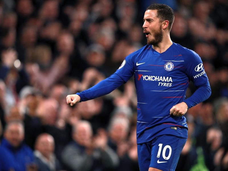 Eden Hazard on Chelsea's top four hopes following defeat to Liverpool