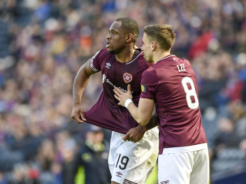 Uche Ikpeazu delighted with first career final in Scottish FA Cup