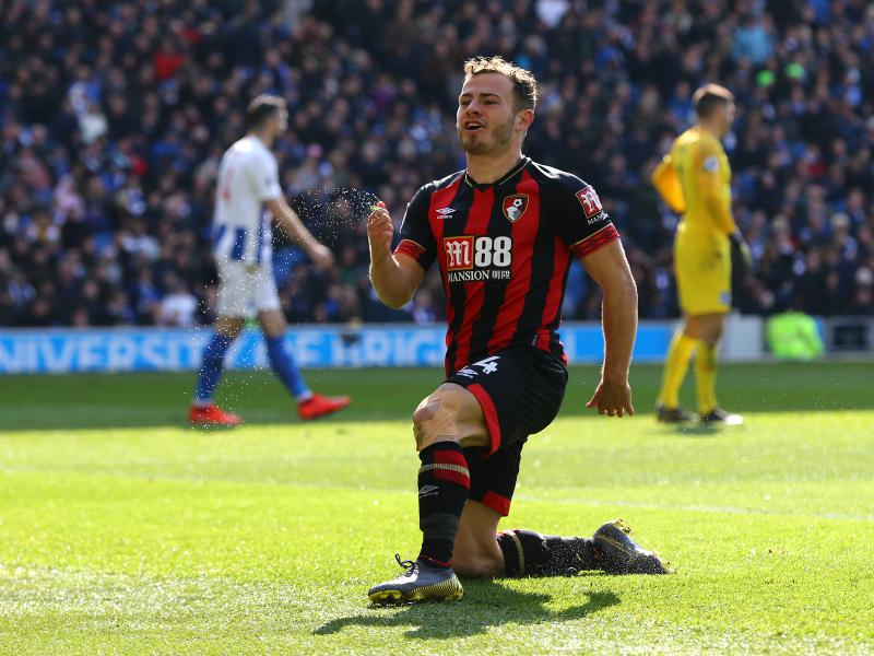 Bournemouth midfielder responds to Arsenal transfer links