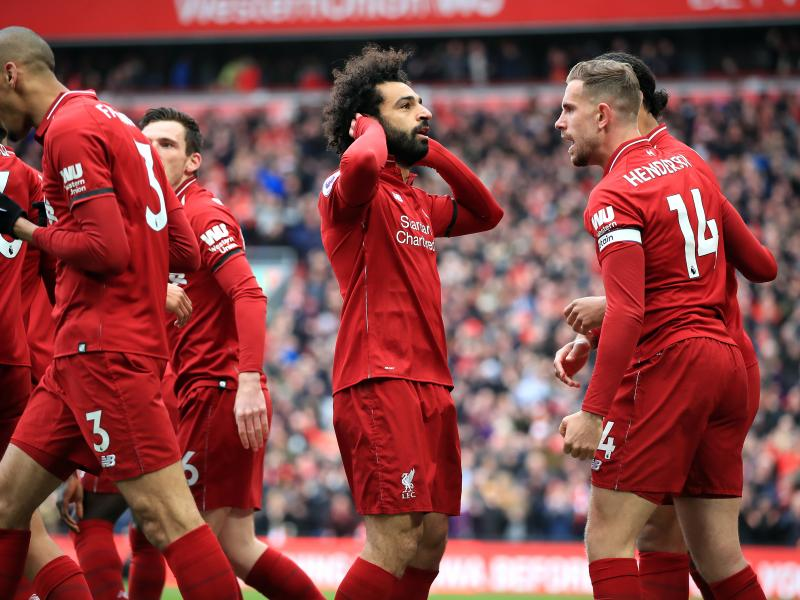 Mohamed Salah explains his goal celebration following win over Chelsea