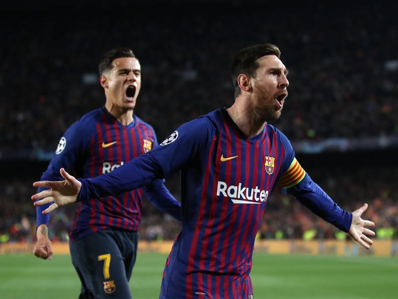 Futaa Bets: Goals at both ends looks a certainty between Barcelona & Liverpool