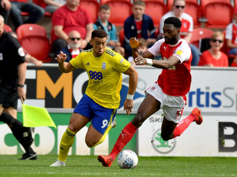 Norwich City express interest in Semi Ajayi's services