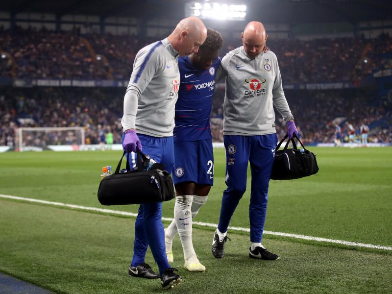 Struggling Chelsea receive timely injury boost as star player returns to full training