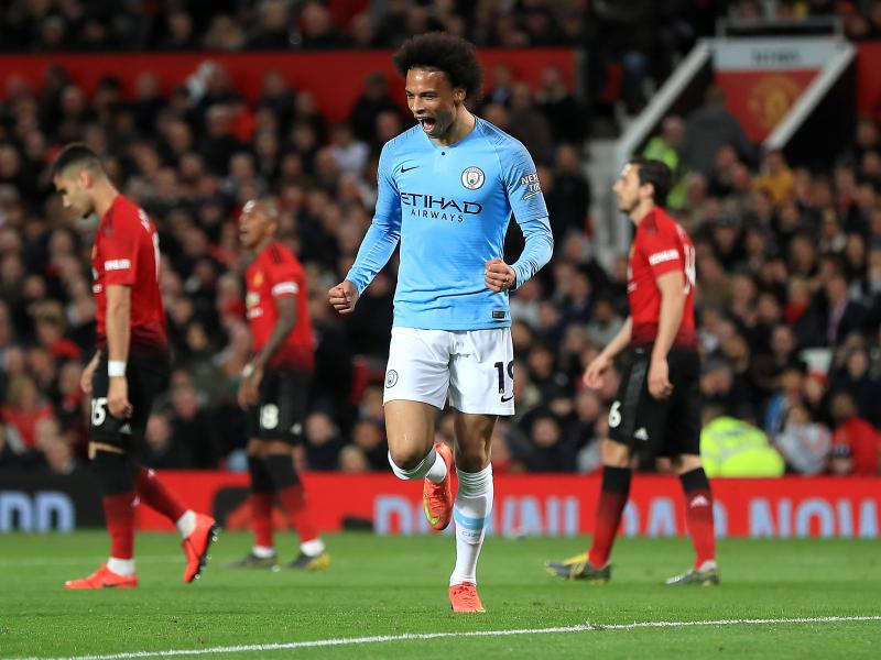 Bayern Munich approach City to discuss Leroy Sane's future