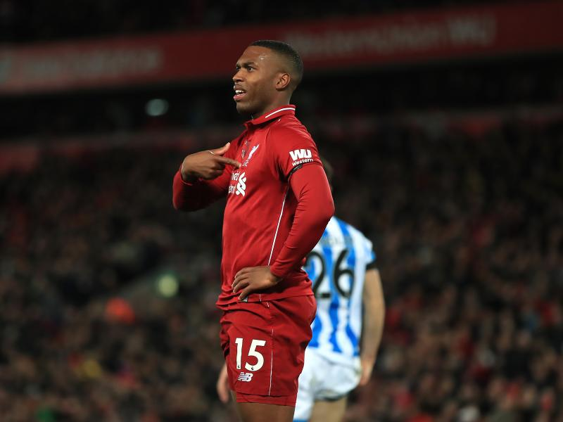 Daniel Sturridge could be Wayne Rooney's replacement at DC United