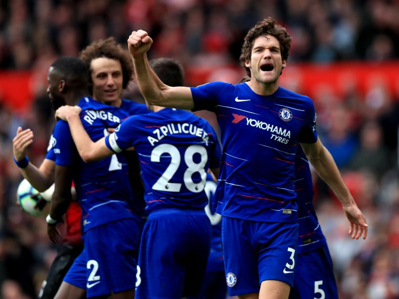 designer fashion 4d563 aaf6d Marcos Alonso reveals how Frank Lampard wants Chelsea to play