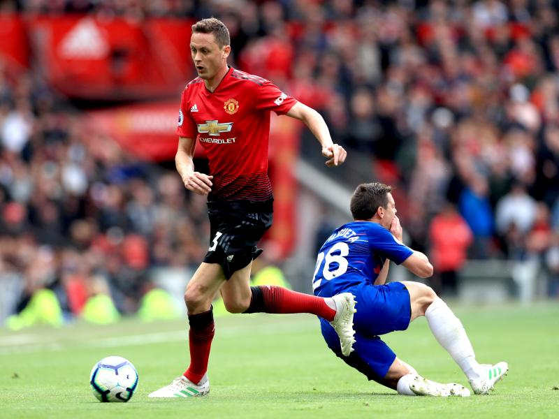 Matic casts doubts over Manchester United's title chances