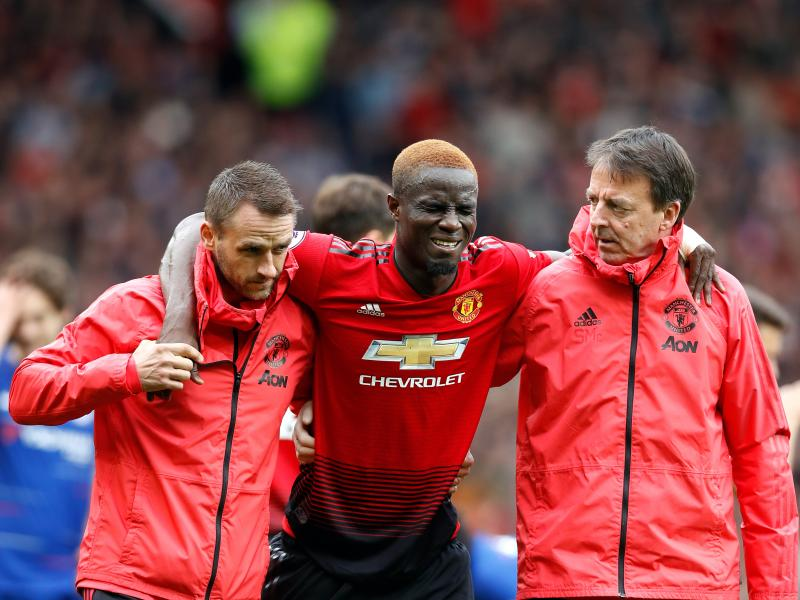 Ole Gunnar provides injury update on Eric Bailly