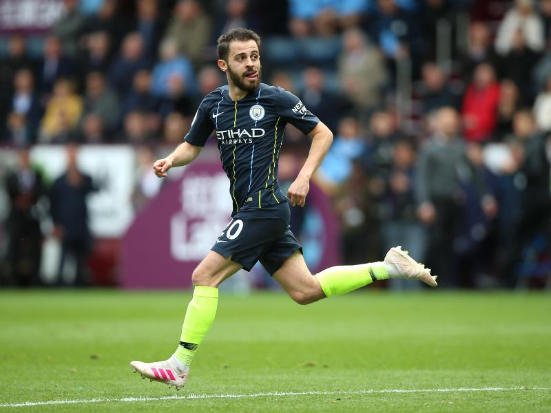 Silva beats Sterling, Aguero to Man City's Player of the Season Award