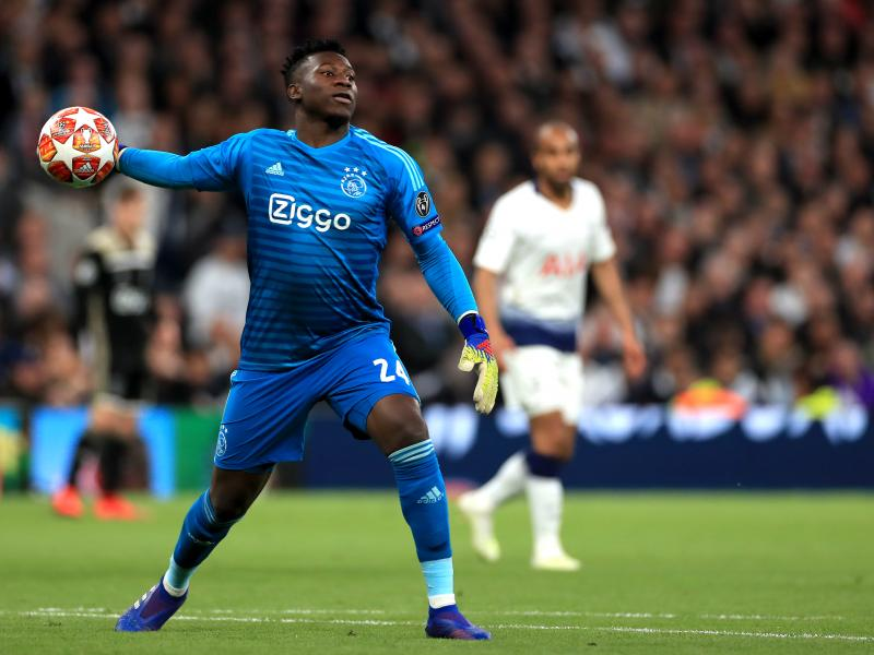 🇨🇲 BREAKING: Ajax and Cameroon keeper Andre Onana gets a year ban for doping