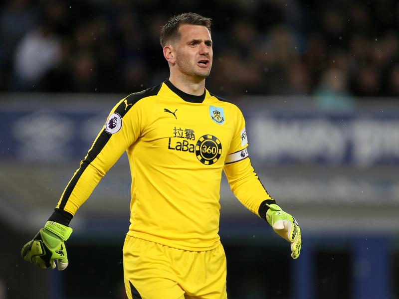Aston Villa keeper Tom Heaton rules himself out for the remainder of the season