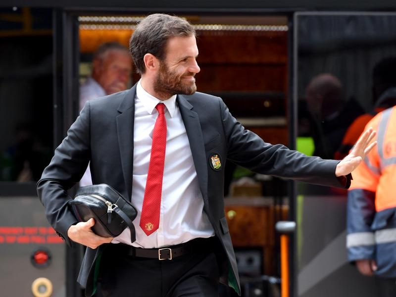 Juan Mata on the verge of a three year deal at Manchester United