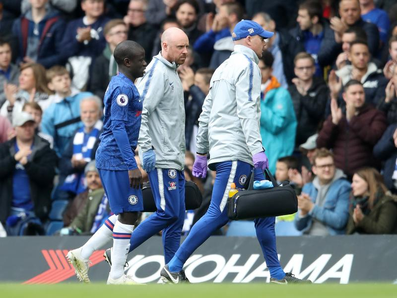 N'Golo Kante out as Chelsea reveal line up to face Brighton and Hove Albion
